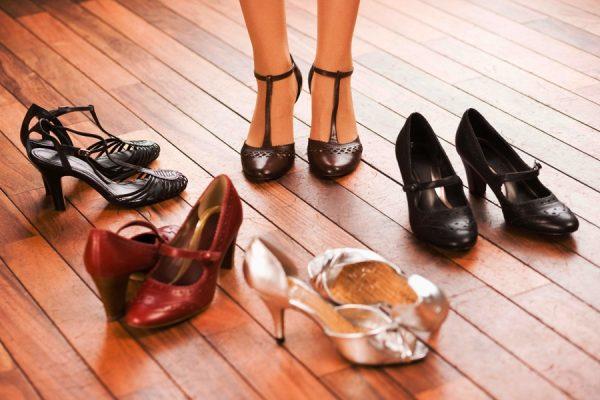 Самое главное - в туфлях вам должно быть удобно и комфортно