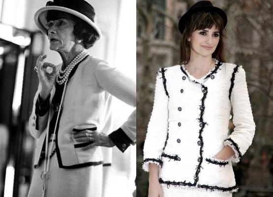 Коко Шанель сделала трендом твидовый пиджак