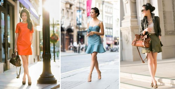 К абсолютно женственным стилям в одежде можно отнести стиль винтаж и романтический стиль.