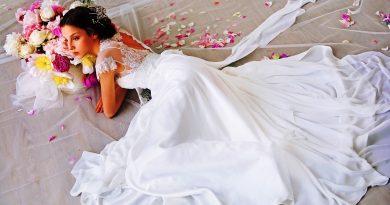 Белое свадебное платье — модно ли оно?