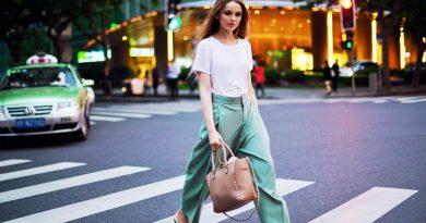 Брюки — модные тенденции 2018