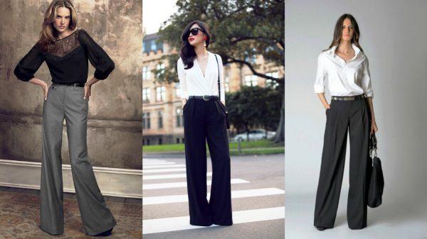 Классические брюки всегда в моде