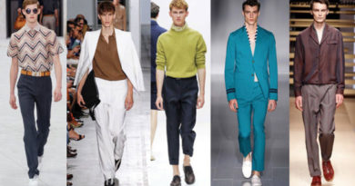 Основные направления мужской моды «Весна-Лето 2018»