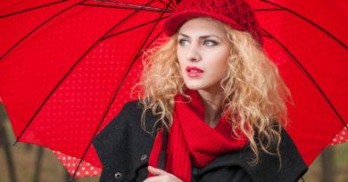 Выбираем модный зонтик: интересные идеи на весну
