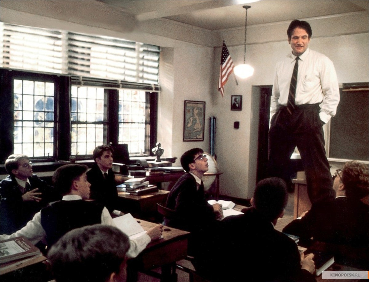 the importance of freedom in the movie dead poet society The most important quote in dead poets society one of the most important quotes is john he should not do acting is the first example of the importance of.
