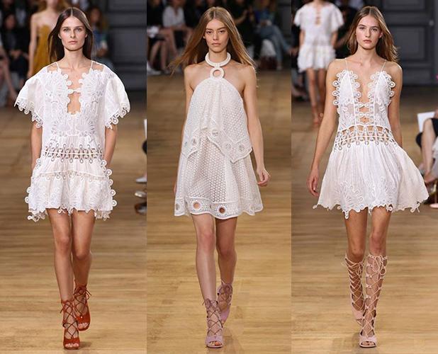 Маленькое белое платье – хит наступившего лета     WestSharm b43a7e89607