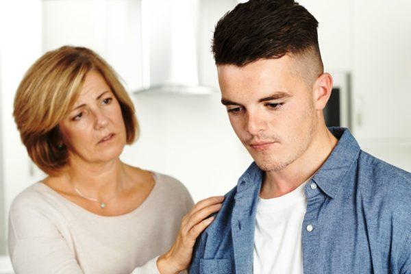 Родители должны учитывать состояние своего ребенка и стараться не провоцировать его