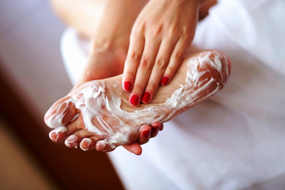 Как пятки сделать гладкими в домашних условиях с содой