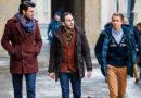 Стильный мужской гардероб сезона зима-весна 2018