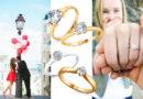 На что должен обратить внимание мужчина при выборе помолвочного кольца