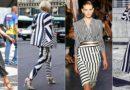 Одежда в полоску — модно и стильно