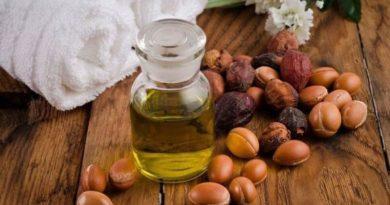 Косметическое аргановое масло — лечение волос, ногтей и уход за телом