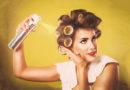 Как использовать лак для волос