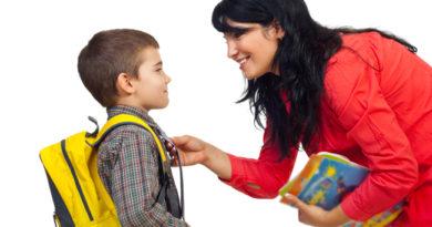 первоклассник как помочь адаптироваться в школе