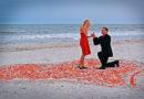 Обручальное кольцо — как сделать предложение руки и сердца незабываем и впечатляющим