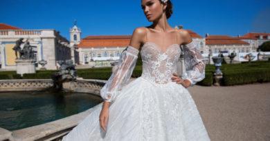 Как выбрать свадебное платье — модные тенденции