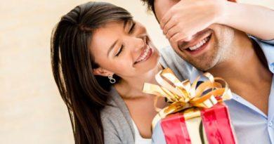 Что подарить любимому мужчине или как растопить сердце даже заядлого холостяка