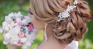 5 секретных хитростей для создания идеальной свадебной прически