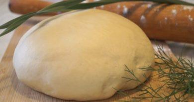 Как приготовить идеальное тесто для пельменей или вареников