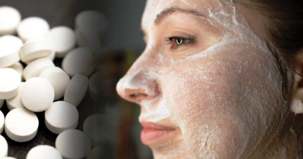Пилинг из ацетилсалициловой кислоты подарит вашей коже новое дыхание
