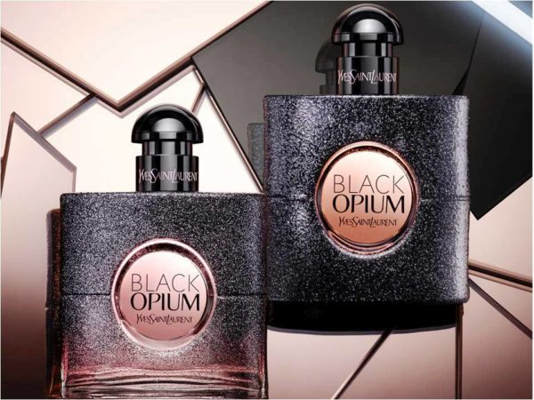 Хилари Дафф любит Opium от Yves Saint Laurent