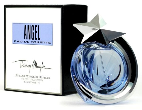 Рене Зеллвегер любит Angel от Thierry Mugler