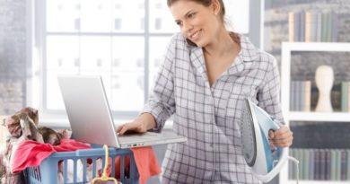 Работа на дому: плюсы, минусы, трудности и подходящие профессии