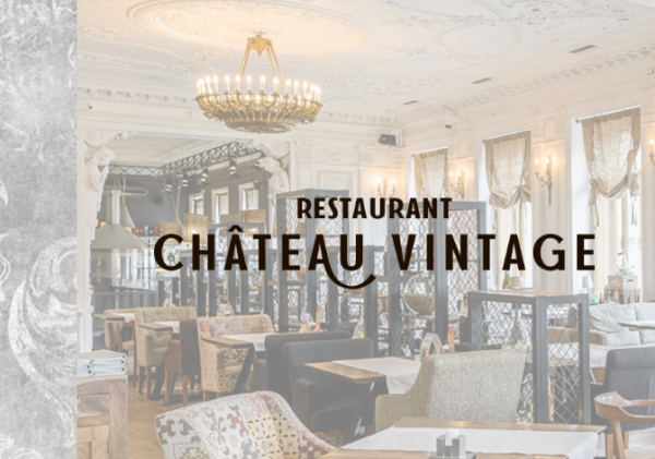 Ресторан авторской кухни Chateau Vintage