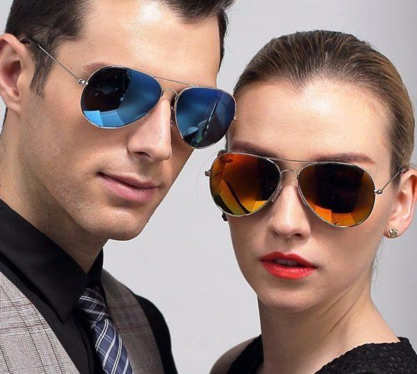 Авиаторы - классика солнцезащитных очков