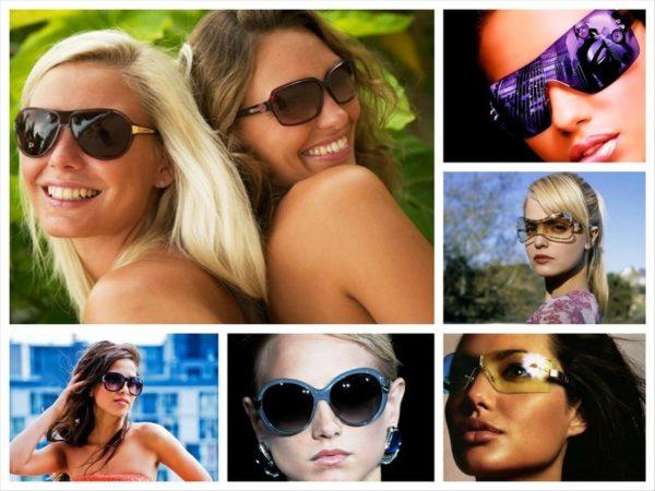 Хочется верить, что наши советы помогут тебе, учитывая форму носа и подбородка, правильно подобрать солнцезащитные очки