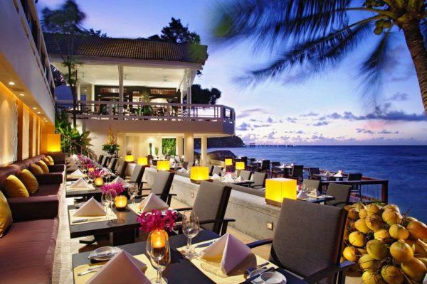 В ресторанах Таиланда вас обслужат по высшему  разряду