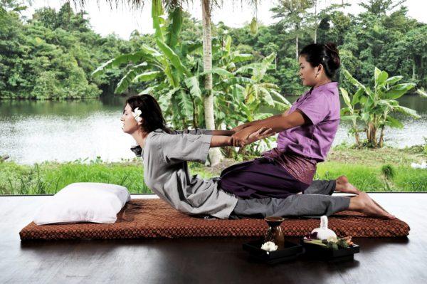 Тайский массаж поможет вам восстановить силы и, возможно, избавиться от различных недугов