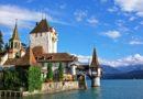Швейцария — страна для влюбленных туристов