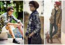 Хипстерский стиль: шорты, подтяжки, галстук