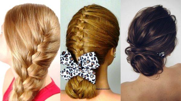 Из длинных волос можно сделать много различных причесок - это и косы, и пучки, и хвосты