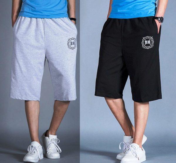 Особенно популярны спортивные мужские шорты у молодежи
