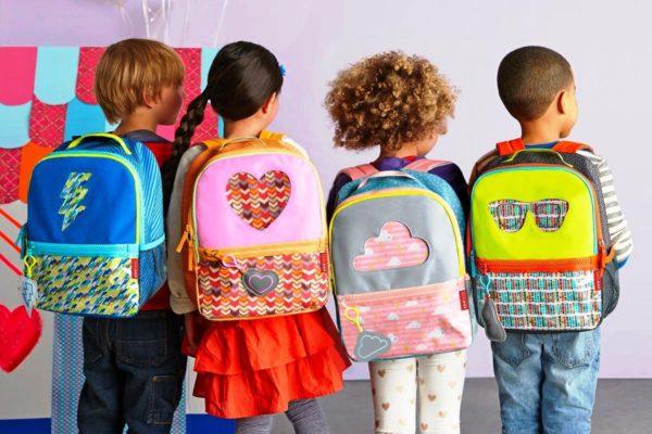 Как выбрать школьнику ранец