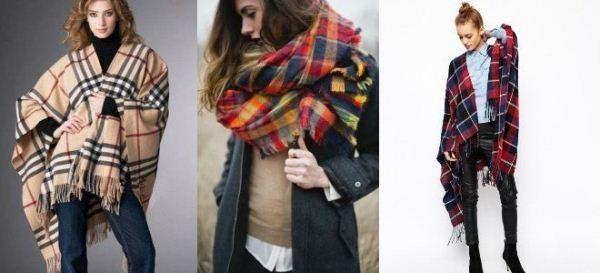 традиционные русские шарфы