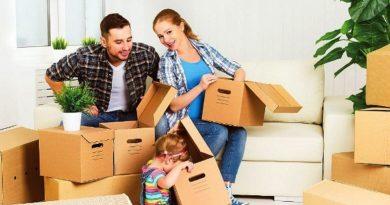 Как организовать переезд и облегчить этот период для своего семейства