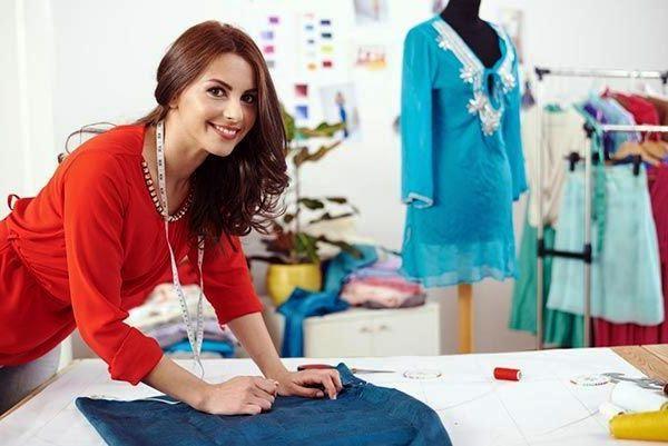 Одеваться стильно и красиво можно при помощи индивидуального пошива