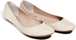 Балетки - модная и удобная обувь для беременных