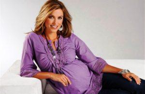 Мода для беременных - мода для избранных!