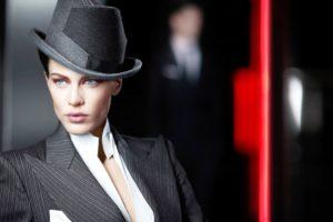 Женственность и привлекательность в мужском стиле одежды