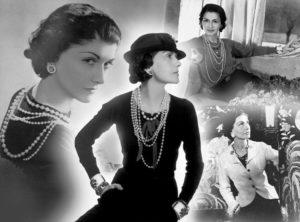 Легендарная Коко Шанель в стиле Ретро