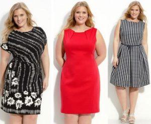 Одежда для девушек с пышными формами-правильный подход к стилю -