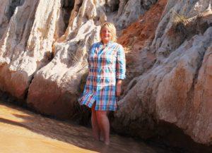 Платье-рубаха - отличный выбор одежды для пикника