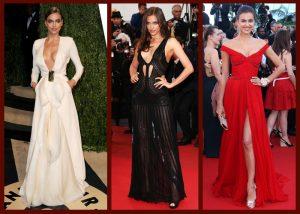 Платье должно быть идеальным, тогда это платье в стиле Голливуд