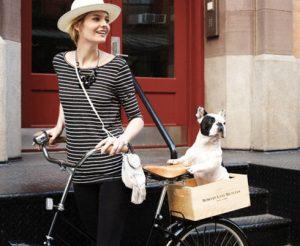 Вся суть парижского стиля в том, чтобы не прикладывая никаких усилий, уметь выглядеть потрясающе