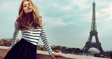 Парижский стиль одежды, как русской моднице создать парижский образ