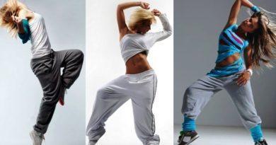 Современный хип-хоп стиль